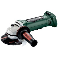 Metabo WP 18 LTX 125 Quick Cordless Angle Grinder