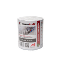 Thermakraft Aluband Xtreme Tape 150mm x 25m