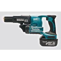 Makita 18V LXT Auto-feed Screw Driver With 2.0Ah Kit And Carry Case