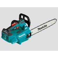 "Makita 18Vx2 (36V) LXT Brushless 14"" Top Handle Chain Saw - Tool Only"