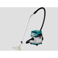 Makita 18Vx2 (36V) LXT Brushless Dry Dust Extractor - HEPA Filter With Standard Accessories