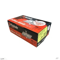 Paslode Impulse Nails 75mm x 3.06mm JoltFast Galvanised with Gas B20681V 3000 Pack