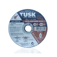 Tusk Metal Cut Off Blade MCO115 115 x 1.0 x 22.3 10 Pack