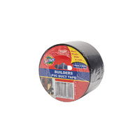 Soudal PVC Black Poly Tape 72mm x 30m