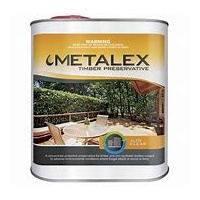 Soudal Metalex Concentrated Timber Preservative Clear 1ltr