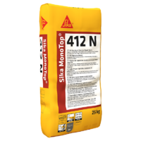 Sika Monotop 412N Repair Mortar 25kg Bag