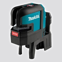 Makita 12V CXT Red 4-point Combi Laser