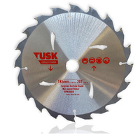 Tusk Cordless Timber Blade TCTB 185 x 1.6 x 60T (20/16)