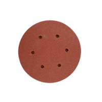 Sand Paper Disc Velcro 125mm P40